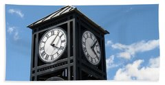 Time And Time Again Beach Towel