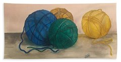 Time To Crochet Beach Sheet
