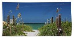 Timeless Scandal Beach Sheet