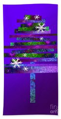 Tis The Season Beach Towel by Chris Armytage