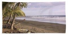 Tiskita Pacific Ocean Beach Beach Towel