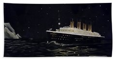 Titanic Beach Towel