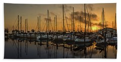 Titusville Marina Beach Sheet