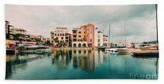 Tivat, Montenegro Beach Towel