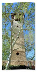 Tlaquepaque Tower Beach Towel