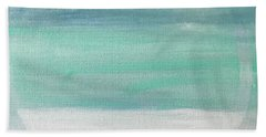 To The Moon Beach Towel by Kim Nelson