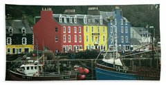 Tobermory I Beach Towel