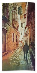 Toledo Morning Beach Towel
