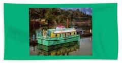 Toledo Showboat Beach Sheet