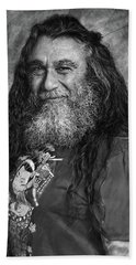 Tom Araya 2 Beach Towel