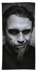 Tom Araya Beach Towel