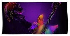 Tom Petty Tribute 1 Beach Towel
