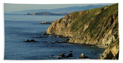 Tomales Point Beach Towel