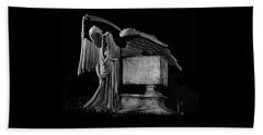 Tomas Riddle Tomb Harry Potter Beach Towel by Gina Dsgn