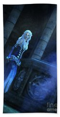 Tomb Of Shadows Beach Towel