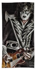 Tommy Thayer Beach Towel