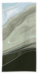 Tone Poem Beach Towel