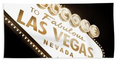 Tonight In Vegas Beach Sheet