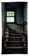 Top Of The Stairs Beach Towel