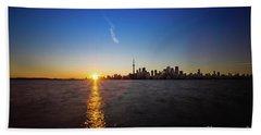 Toronto 2 Beach Towel