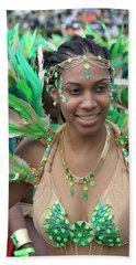 Toronto Caribean Festival Beach Sheet