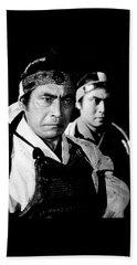 Toshiro Mifune Still Beach Sheet