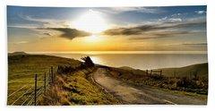 Towards The Sunset Beach Sheet
