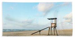 Tower #9 Beach Towel