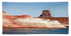 Tower Butte Beach Towel