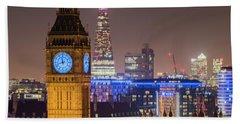 Towers Of London Beach Sheet
