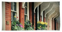 Townhouse Row - London Beach Sheet