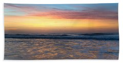 Tranquil Brilliance  Beach Towel