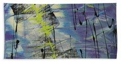 Tranquil Dream I Beach Sheet by Cathy Beharriell