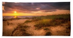 Tranquil Moment Beach Towel