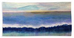 Tranquil Seas Beach Towel