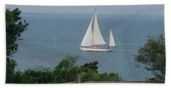 Tranquil Thoughts Beach Towel