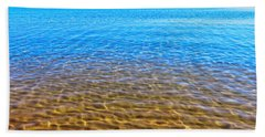 Beach Sheet featuring the photograph Tranquility by Kathleen Sartoris