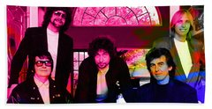 Traveling Wilburys Beach Towel