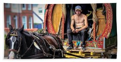 Traveller 1 Beach Towel by Wallaroo Images