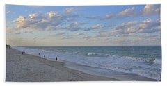 Beach Towel featuring the photograph Treasure Coast by Carol  Bradley