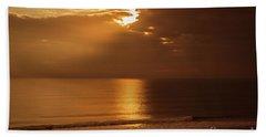 Treasure  Coast Sunrise Beach Towel