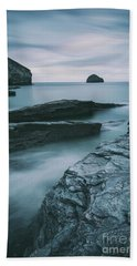 Trebarwith Strand II Beach Towel