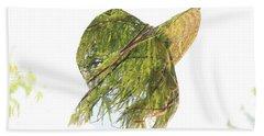 Tree Hat Beach Sheet