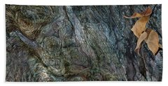 Beach Towel featuring the photograph Tree Memories # 33 by Ed Hall