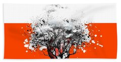 Tree Of Feelings Beach Towel