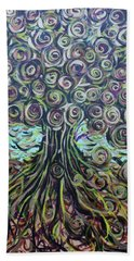 Tree Of Life- Fall Beach Towel