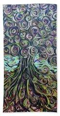 Tree Of Life- Fall Beach Towel
