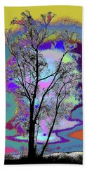 Tree - Story Of Life Beach Sheet
