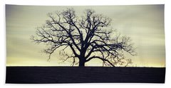 Tree5 Beach Towel