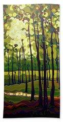 Treecentric Summer Glow Beach Sheet